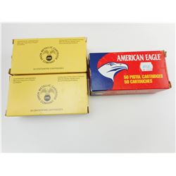 UNION METALLIC CARTRIDGE COMPANY AND AMERICAN EAGLE .357 MAGNUM AMMO