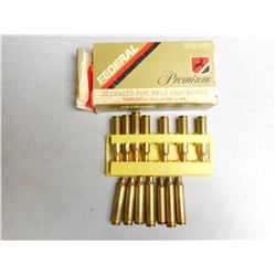 7MM ASSORTED AMMO, 7MM BRASS