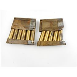 7.5MM AMMO IN STRIPPER CLIPS