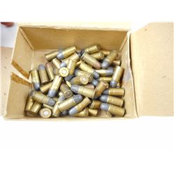 .32 S & W AMMO ASSORTED
