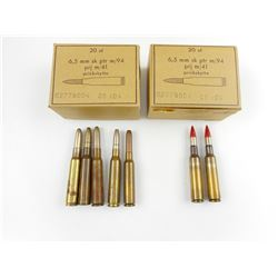 6.5MM AMMO ASSORTED