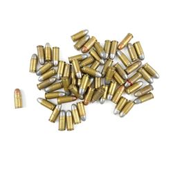 32 ACP AMMO LOOSE IN BAG