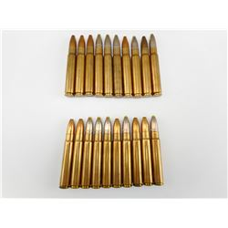 9.3 X 62 ASSORTED AMMO