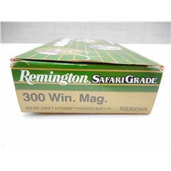 REMINGTON 300 WIN. MAG AMMO