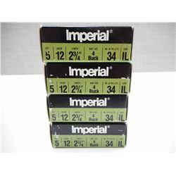 "IMPERIAL 12 GAUGE 2 3/4"" SHOTGUN SHELLS"