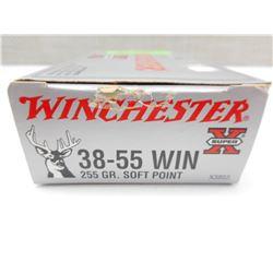 WINCHESTER 38-55 WIN AMMO