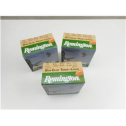 "REMINGTON 12 GA. 2 3/4"" SHOTGUN SHELLS"