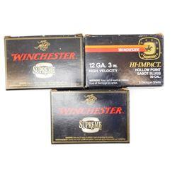 WINCHESTER 12 GA. SHOTGUN SHELLS