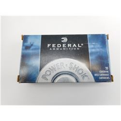 FEDERAL 7MM MAUSER AMMO