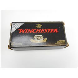 WINCHESTER 270WSM SHORT MAGNUM AMMO