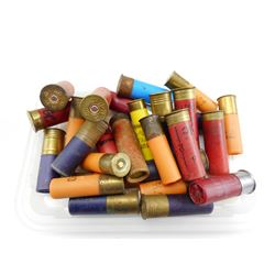 ASSORTED SHOTGUN SHELLS