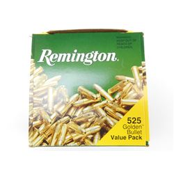 REMINGTON 22 LONG RIFLE HP AMMO