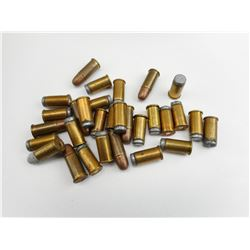 38 S & W AMMO ASSORTED