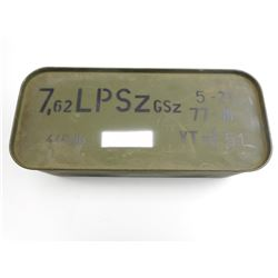 7.62 MILITARY SURPLUS AMMO