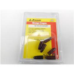 A-ZOOM SNAP CAPS 32 S & W SHORT