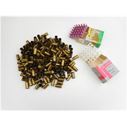 9MM LUGER BRASS