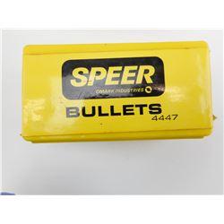 SPEER 44 CAL. BULLETS