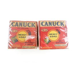 CANUCK SHOTGUN CHELL COLLECTOR BOXES