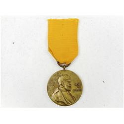 GERMAN PRUSSIAN KAISER WILHELM I CENTENARY MEDAL WITH RIBBON
