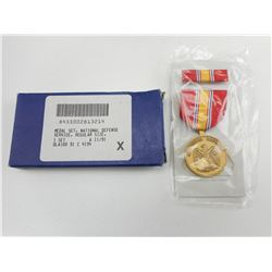 NATIONAL DEFENSE SERVICE MEDAL SET