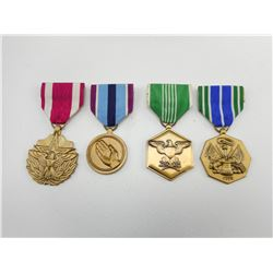 U.S. MILITARY MERIT & ACHIEVEMENT MEDALS