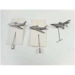ASSORTED AIRFORCE PINS