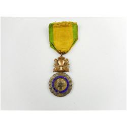 WWI FRENCH MILITARY MEDAL