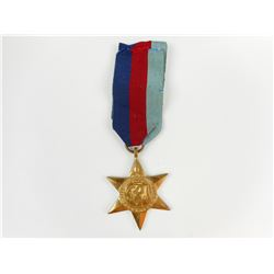 NAMED WWII 1939-1945 STAR