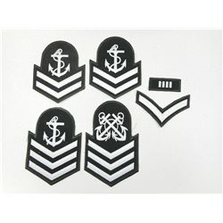 ASSORTED RANK AND SERVICE STRIPES