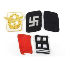 GERMAN WWII LAPEL BOARDS
