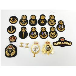ASSORTED CANADIAN FORCES TRADE/SPECALIST BADGES