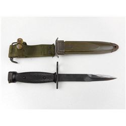 US M7 BAYONET WITH SCABBARD