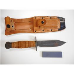 ONTARIO PILOT SURVIVAL KNIFE WITH SHEATH