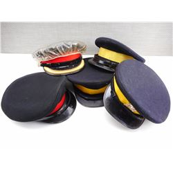 CANADIAN MILITARY OFFICER'S HATS