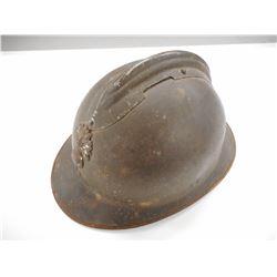 FRENCH WWII ERA HELMET SHELL