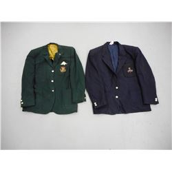 ASSORTED CANADIAN MILITARY JACKETS & DRESS UNIFORMS