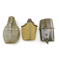 WEST GERMAN CANTEENS & MESS KITS