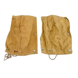 WWII BREECH COVER