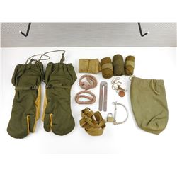 CANADIAN MILITARY EQUIPMENT & DOGTAGS