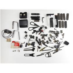 ASSORTED GUN CLEANING TOOLS