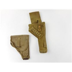 CANVAS MILITARY HOLSTERS
