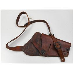 WWII U.S. LEATHER HOLSTER