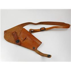 LEATHER U.S. HOLSTER