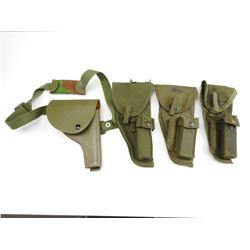 CANADIAN CANVAS & SYNTHETIC HOLSTERS