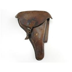 GERMAN WWI LEATHER HOLSTER