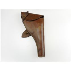 BRITISH WWI LEATHER HOLSTER