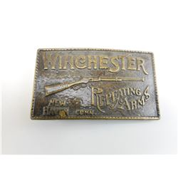 VINTAGE WINCHESTER BUCKLE