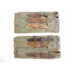 LATE WAR MP40 AMMO POUCHES