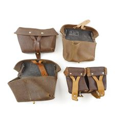 ASSORTED SKS POUCHES