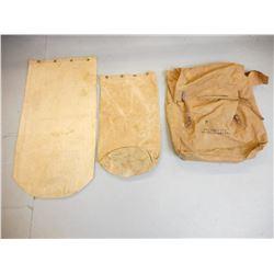 ASSORTED SACKS & LARGE BAGS